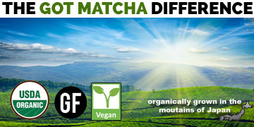 The Got Matcha Difference