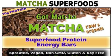 Matcha SUPERFOODS