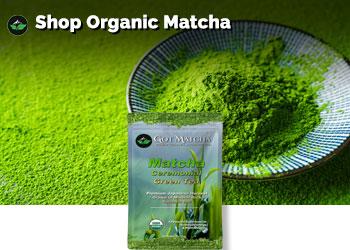 Shop Organic Matcha