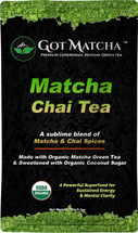 Matcha CHAI Organic Blended Tea 150 Grams