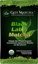 Organic MATCHA BLACK LABEL 40 Grams