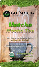 Matcha Mocha Organic Blended Tea 150 Grams