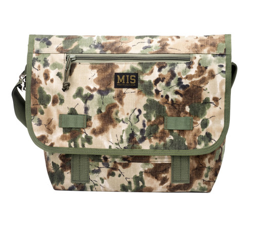 Messenger Bag - Covert Woodland - Front