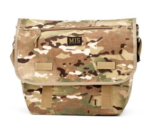 Messenger Bag - Multi Cam - Front