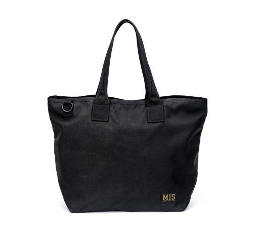 Tote Bag - Black - Front