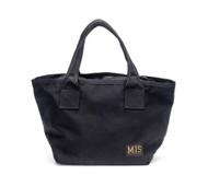 Mini Tote Bag - Black