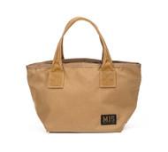 Mini Tote Bag - Coyote Brown
