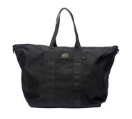 Super Tote Bag - Black - Front
