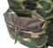 Daypack - Woodland Camo - Hidden Pocket