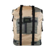 Roll Up Backpack - T Pattern - Front