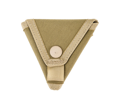 Coin Case - Coyote Tan - Closed