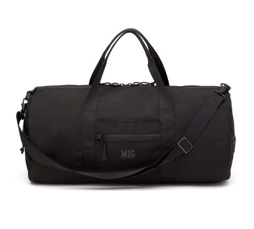 Training Drum Bag Medium - Black - Front