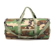 Training Drum Bag Medium - Woodland Camo - Front