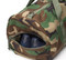 Training Drum Bag Medium - Woodland Camo - Side Pocket