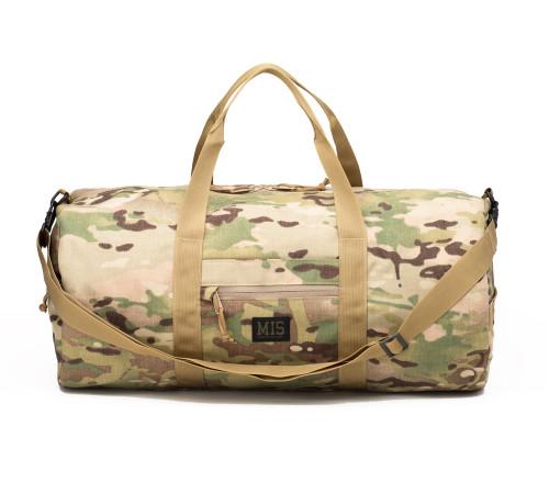 Training Drum Bag Medium - Multi Cam - Front