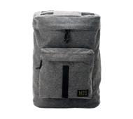 Backpack - Denim Grey - Front