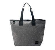 Tote Bag - Denim Grey - Front