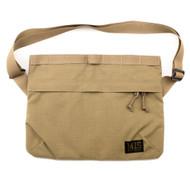 Padded Shoulder Bag - Coyote Tan
