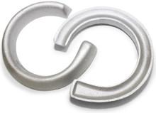 "1988-1998 GMC Sierra 1500 2wd 2"" Coils Spacers (Pair) - MaxTrac 1906"