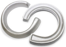 """1988-1998 Chevy Suburban 2wd 2"""" Coils Spacers (Pair) - MaxTrac 1906"""