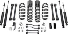 """2003-2006 Jeep LJ Wrangler 4"""" Lift Rear Kit W/ MaxTrac Shocks- MaxTrac 889640-2"""