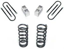 "1982-2004 GMC Sonoma 2/3"" Lowering Kit W/ No Shocks - MaxTrac K330123-NS"