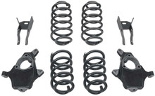 """2007-2013 Chevy Avalanche 2wd/4wd 3/4"""" Lowering Kit - MaxTrac K331234"""