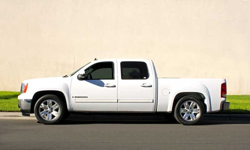 2007 2013 Chevy Silverado 2wd 4wd 2 4 Quot Lowering Kit