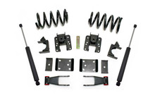 "2007-2013 GMC Sierra 2wd/4wd 2/4"" Lowering Kit - MaxTrac K331324"
