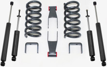 "1998-2010 Ford Ranger 2wd 2/3"" Lowering Kit - MaxTrac K333023"