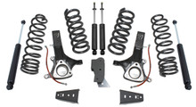 "2009-2018 Dodge RAM 1500 5.7L V8 2wd 7"" Lift Kit W/ MaxTrac Shocks - MaxTrac K882471"