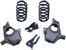 "2000-2006 Chevy Avalanche 2wd/4wd 2/3"" Lowering Kit - MaxTrac KS331023"