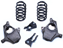 "2000-2006 Cadillac Escalade 2wd/4wd 2/3"" Lowering Kit - MaxTrac KS331023"