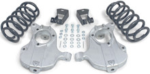 "2015-2018 Cadillac Escalade ESV 2wd 2/3"" Lowering Kit - MaxTrac KS331523XL"