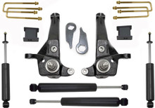"1998-2010 Ford Ranger 2wd 5"" Lift Kit - MaxTrac KX883053"