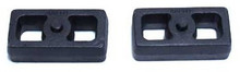 "2007-2018 Chevy Silverado 1500 2wd/4wd 2"" Cast Lift Blocks - MaxTrac 810020"