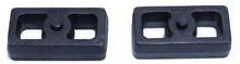 """1988-1998 GMC Yukon 2wd 1"""" Cast Lift Blocks - MaxTrac 810010"""