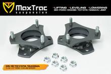 "2005-2018 Toyota Tacoma 2wd (5 Lug) 2.5"" Lift Strut Spacers - MaxTrac 836225"