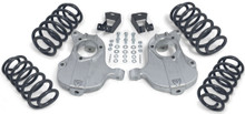 "2015-2018 Cadillac Escalade ESV 2wd 2/4"" Lowering Kit - MaxTrac KS331534XL"