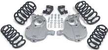 "2015-2018 Chevy Suburban 2wd 3/4"" Lowering Kit - MaxTrac KS331534XL"