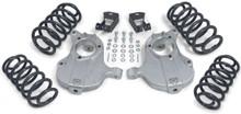 "2015-2018 GMC Yukon XL 2wd 3/4"" Lowering Kit - MaxTrac KS331534XL"
