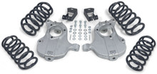 "2015-2018 Cadillac Escalade 2wd 3/4"" Lowering Kit - MaxTrac KS331534"