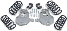 "2015-2018 GMC Yukon 2wd 3/4"" Lowering Kit - MaxTrac KS331534"