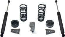 "2009-2018  Dodge RAM 1500 2WD 4.5"" Rear Lift Kit W/ Shocks - MaxTrac 902445"