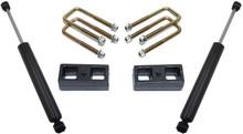 """2004-2018 Nissan Titan 2WD 2"""" Rear Lift Kit W/ Shocks - MaxTrac 905320"""
