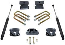 """2004-2018 Nissan Titan 2WD 4"""" Rear Lift Kit W/ Shocks - MaxTrac 905340"""