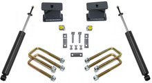"2007-2018 Toyota Tundra 2WD 2.5"" Front/ 4"" Rear Lift Kit W/ MaxTrac Shcoks - MaxTrac 906740"