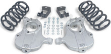 "2015-2018 Cadillac Escalade 2wd 2/4"" Lowering Kit - MaxTrac KS331524"