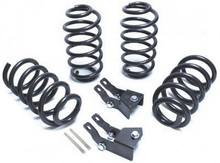 "2015-2018 Chevy Suburban 2wd/4wd 2/4"" Lowering Kit - MaxTrac K331524XL"