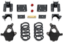 "2007-2013 GMC Sierra 2wd/4wd 3/5"" Lowering Kit W/ No Shocks - MaxTrac KS331335-NS"